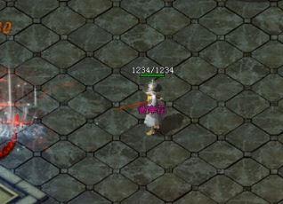 《网通传奇》中玩家的战斗奔跑目标是什么