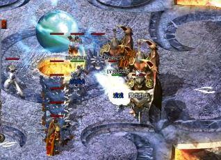 玩传奇微变的玩家可以多刷魔窟